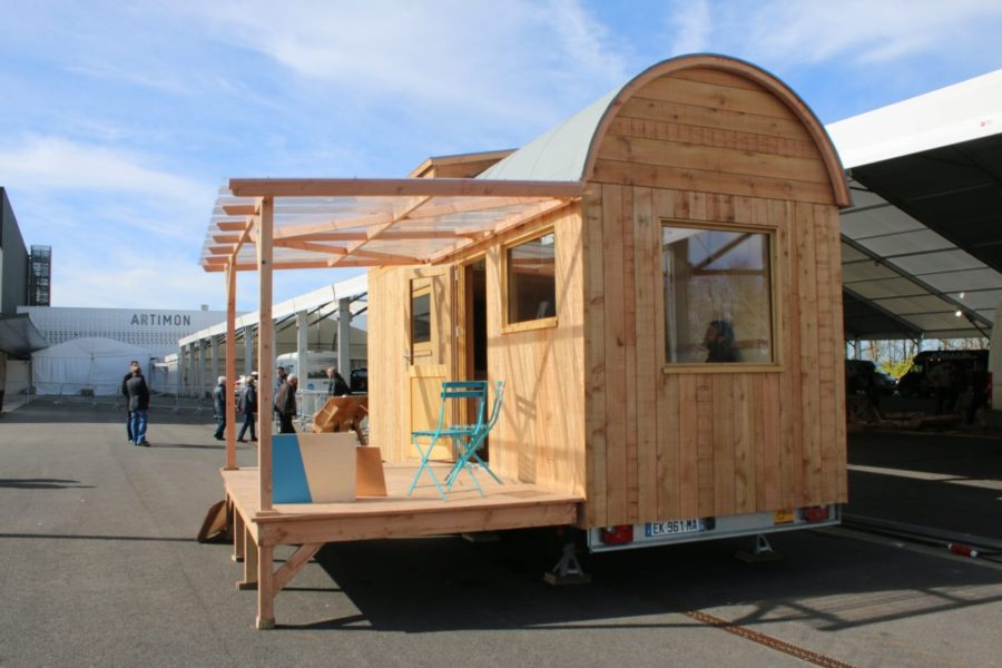 habitat alternatif - tiny house