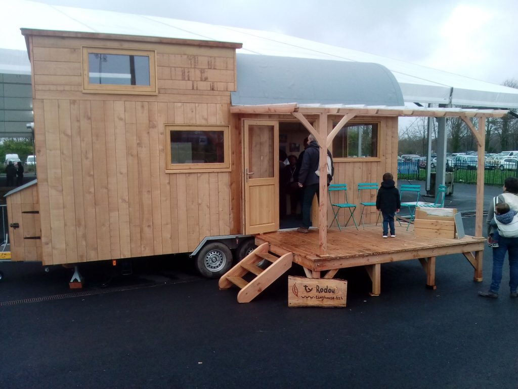 habitat alternatif, tiny house, écologiques