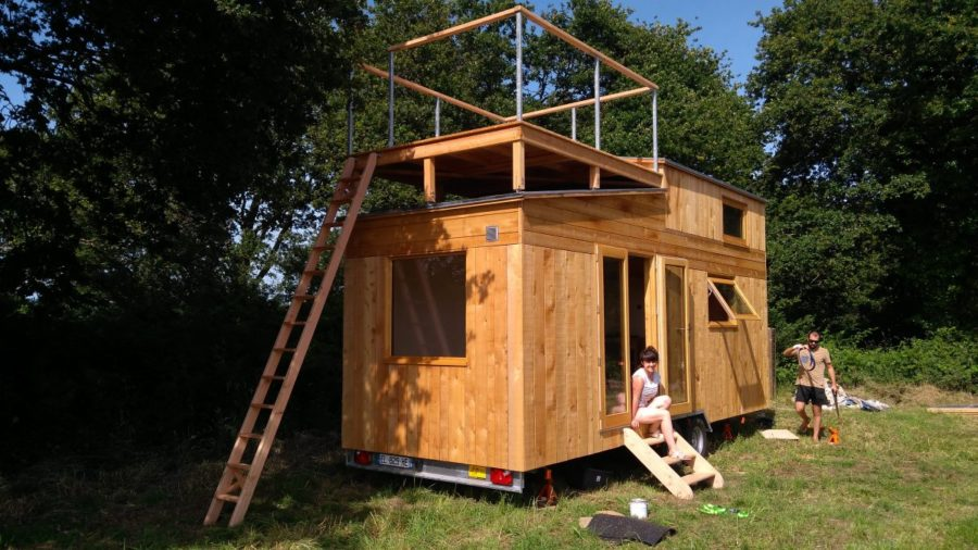 habitat alternatif - tiny house - écologiques