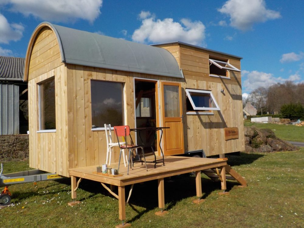 Tiny house bretonne