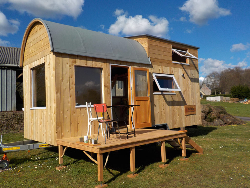 Tiny house - bretonne