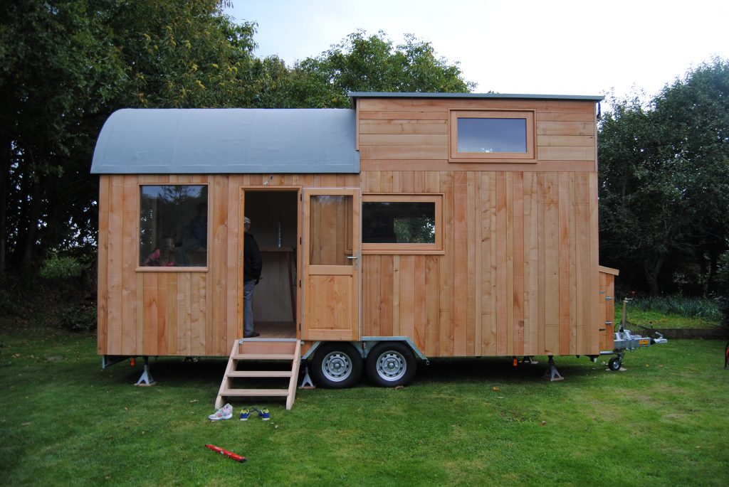 Tiny house, Ty Rodou, habitat alternatif, écologiques